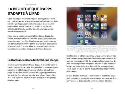 Profitez du prix de lancement de notre livre «Les nouveautés d'iOS 15», il va augmenter mardi  !