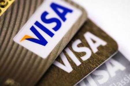 Les transactions des cartes cryptos de Visa ont atteint 1 milliard de dollars