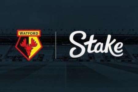 Watford FC et Stake.com annoncent la conclusion d'un partenariat pluriannuel