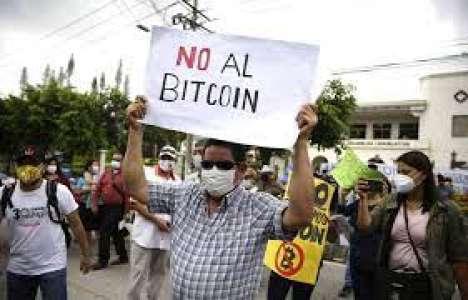 Salvador : Bitcoin loin de faire l'unanimité