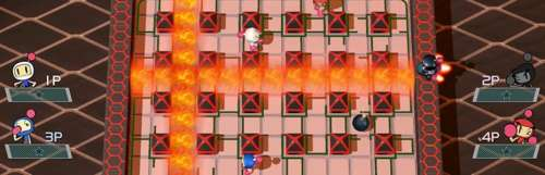 News - Super Bomberman R s'éclate sur les patchs