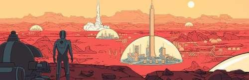 Paradox et Haemimont colonisent Mars
