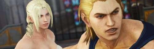 Nouvelle présentation pour les persos de Tekken 7
