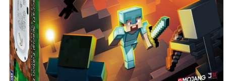Minecraft aura sa Vita collector au Japon