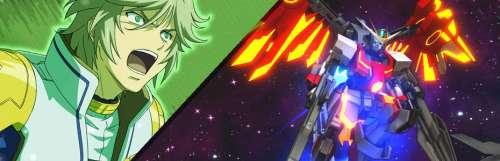 Gundam Versus fait tourner les Mechs