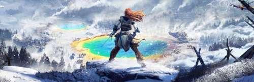 Aloy repart en chasse dans Horizon Zero Dawn : The Frozen Wilds