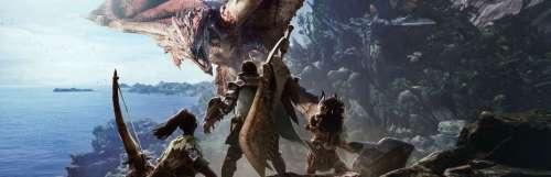 E3 2017 - Monster Hunter World officiellement annoncé