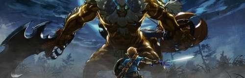 E3 2017 - Zelda Breath of the Wild remontre ses DLC