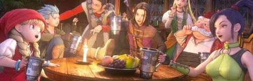Dragon Quest XI en reste sans voix