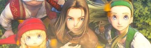 Dragon Quest XI confirmé en Occident