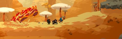 Gamescom 2017 - Humble Bundle publiera Aegis Defenders fin 2017