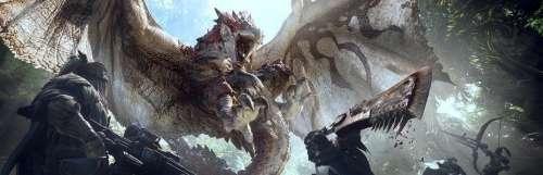 Monster Hunter World : des options graphiques pour la PS4 Pro