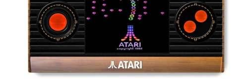 Une Atari 2600 portable pour Noël