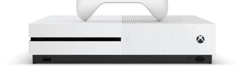 Un pack Xbox One S avec 6 jeux pour 259 euros
