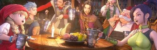 Dragon Quest va retrouver l'Unreal Engine 4