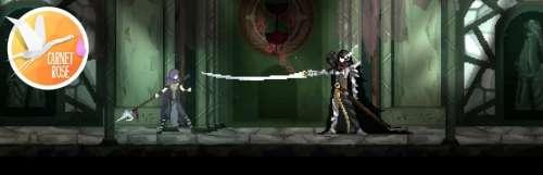 Carnet rose - Dark Devotion, un sombre action-RPG en 2D validé sur Kickstarter