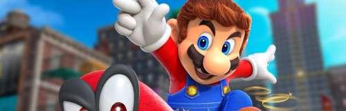 Super Mario Odyssey aligne le demi-million au Japon