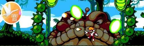 Carnet rose - Super Mighty Power Man, le Mega Man de Strasbourg
