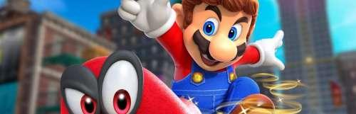 Le carton mondial de Super Mario Odyssey se précise