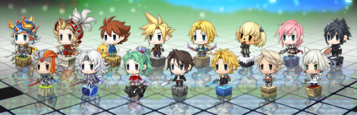 Tournez manette - Pictlogica Final Fantasy ≒, balance ton import