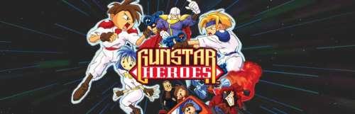 Gunstar Heroes rejoint la collection Sega Forever
