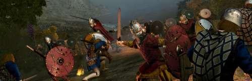 Total War Saga : Thrones of Britannia nous passe le bonjour d'Alfred