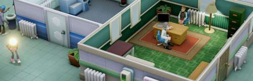 Sega annonce Two Point Hospital avec des anciens de Bullfrog