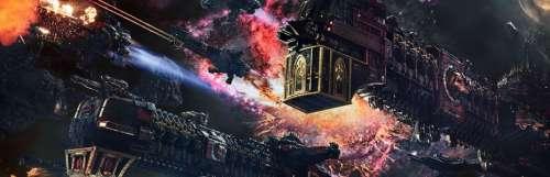 Battlefleet Gothic : Armada 2 annoncé chez Focus