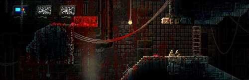 Carnet rose - Le jeu d'horreur Carrion envoie valser des humains sur les murs