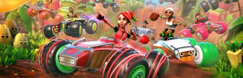 All-Star Fruit Racing ramène sa fraise sur consoles cet été