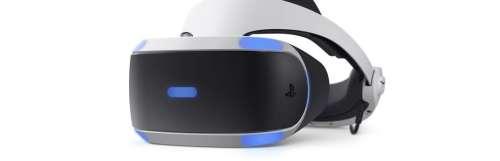 Le PlayStation VR baisse de prix et passe à 300 euros avec sa caméra