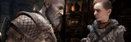 Kratos de God of War se défoule dans une vidéo de 4 minutes