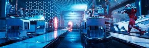 Carnet rose - Portal fait du gringue à Halo dans le FPS compétitif Wormhole Wars