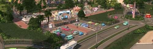 La nouvelle extension de Cities : Skylines s'intéresse aux loisirs