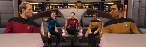 Ubisoft annonce une extension pour Star Trek : Bridge Crew