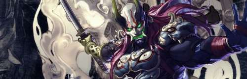 Yoshimitsu s'invite dans SoulCalibur VI