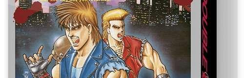 De nouvelles cartouches Super Nintendo pour Double Dragon et Kunio-kun