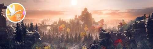 Carnet rose - Someday You'll Return, le jeu d'aventure narratif forestier qui intrigue