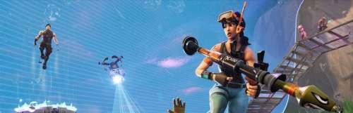 Epic Games donne le coup d'envoi de la saison 5 de Fortnite