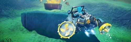 Le prochain kit Nintendo Labo pilote entre terre, ciel et mer