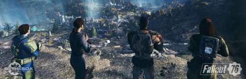 Fallout 76 joue cartes sur table et présente son système d'aptitudes