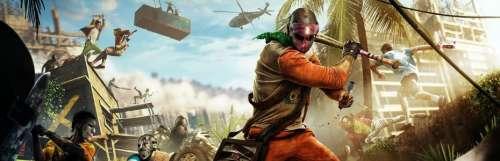 Gamescom 2018 - Dying Light : Bad Blood, le battle royale vu par Techland, fait ses débuts sur Steam