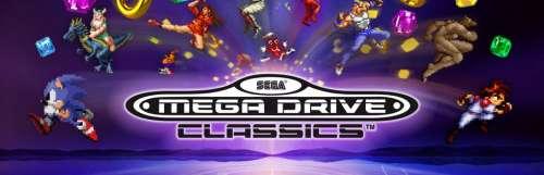La compilation Sega Mega Drive Classics arrive le 6 décembre sur Switch