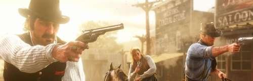 Rockstar Games annonce Red Dead Online, le mode en ligne de Red Dead Redemption 2