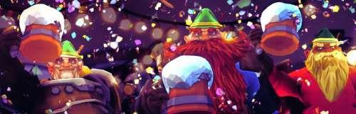 Deep Rock Galactic dépasse les 300 000 ventes et célèbre l'Oktoberfest