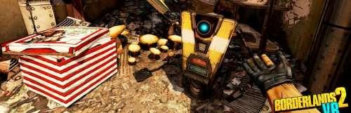 Le PlayStation VR s'offre un Borderlands 2 VR pour Noël