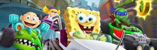 Nickelodeon Kart Racers décroche l'or et sortira à la fin du mois