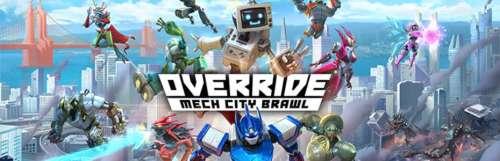 Une nouvelle bande-annonce pour le jeu de combat Override