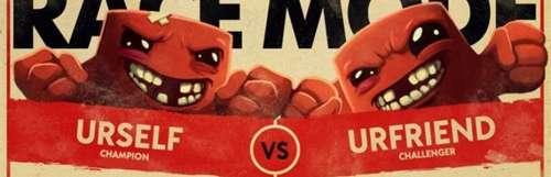 Pour fêter ses huit ans, la version PC de Super Meat Boy s'offre un mode course