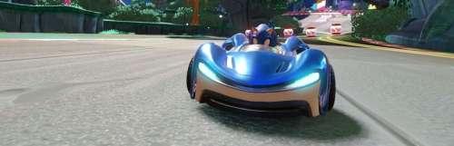 Team Sonic Racing est repoussé au 21 mai 2019